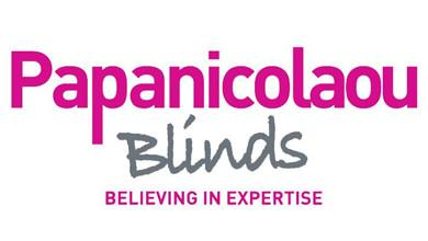 Papanicolaou Blinds Logo