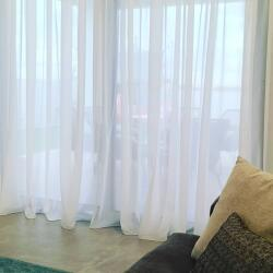Sheer Curtains For A Lovely New Home