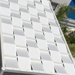 Aluminium Fixed Pergolas