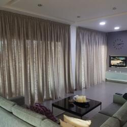 Curtains And Upholstery Fabrics